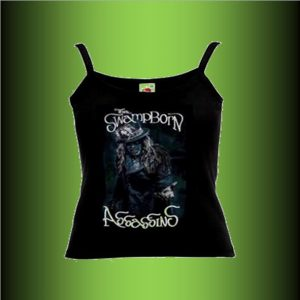 Assassin Lady's vest top