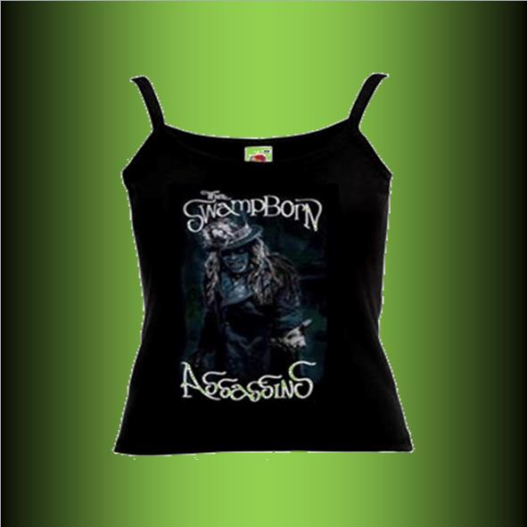 Assassin Lady's vest top