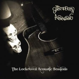 The Lockdown Acoustic Sessions CD cover